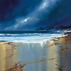 Moments to Treasure by Philip Gray - Embellished Canvas on Board sized 20x20 inches. Available from Whitewall Galleries